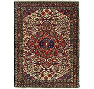 Link to 3' 7 x 5' Borchelu Persian Rug
