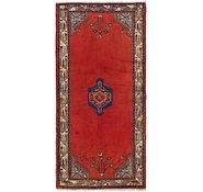 Link to 2' 9 x 6' Mazlaghan Persian Runner Rug