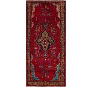 Link to 4' 5 x 9' 10 Hamedan Persian Runner Rug