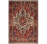 Link to 5' 4 x 8' 2 Borchelu Persian Rug