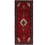 Link to 4' 4 x 11' 5 Hamedan Persian Runner Rug