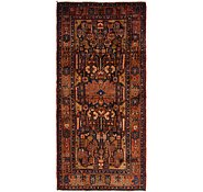 Link to 5' x 10' 6 Nahavand Persian Runner Rug