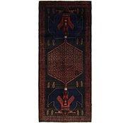 Link to 157cm x 360cm Sirjan Persian Runner Rug