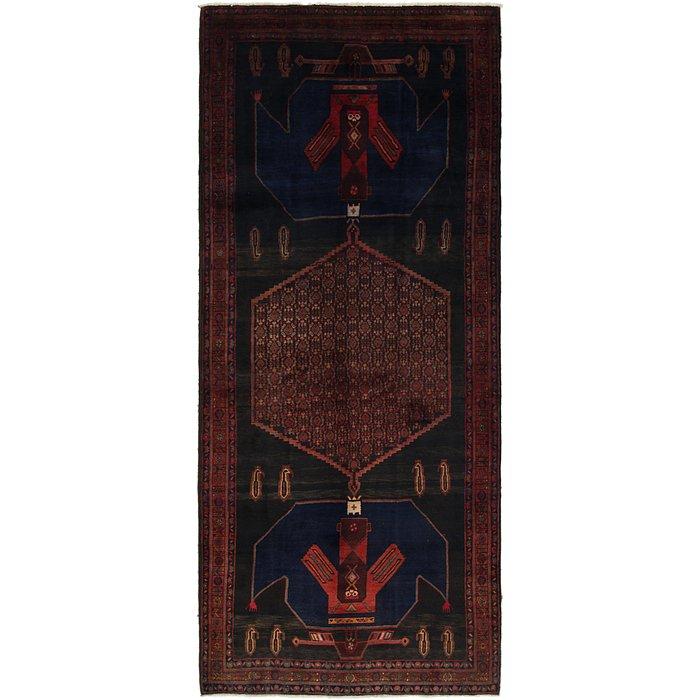 5' 2 x 11' 10 Sirjan Persian Runner Rug