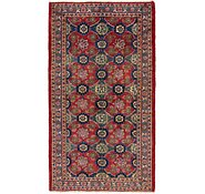 Link to 4' x 7' 2 Mashad Persian Rug