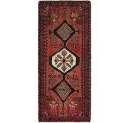 Link to 4' 2 x 9' 8 Hamedan Persian Runner Rug