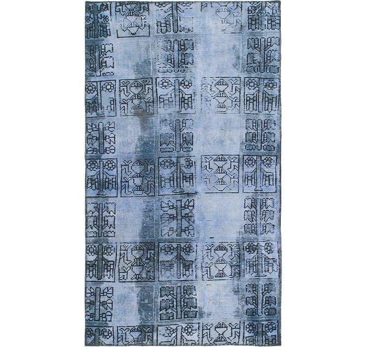 4' x 7' 2 Ultra Vintage Persian Rug