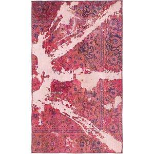 Unique Loom 3' 5 x 5' 9 Ultra Vintage Persian Rug
