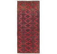 Link to 2' x 5' 4 Torkaman Persian Runner Rug