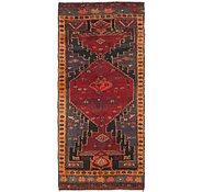 Link to 3' 2 x 7' Hamedan Persian Runner Rug