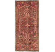 Link to 2' 8 x 5' 8 Hamedan Persian Runner Rug