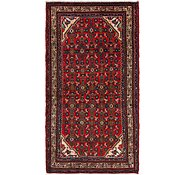 Link to 5' x 9' 5 Hossainabad Persian Runner Rug