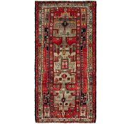 Link to 4' 2 x 8' 10 Hamedan Persian Runner Rug