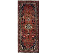 Link to 3' 9 x 10' Hamedan Persian Runner Rug