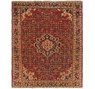 Link to 4' 10 x 6' 6 Hossainabad Persian Rug