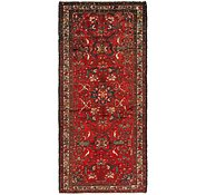 Link to 4' 3 x 9' 6 Hamedan Persian Runner Rug