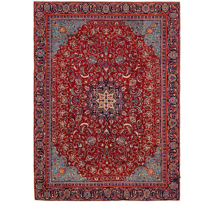 218cm x 305cm Mahal Persian Rug