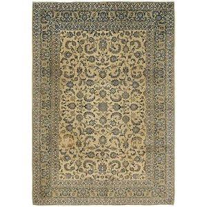 7' 6 x 10' 8 Kashan Persian Rug