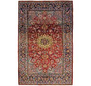 Link to 6' 5 x 10' Mashad Persian Rug