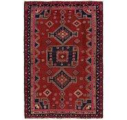 Link to 4' 3 x 6' 4 Ghashghaei Persian Rug