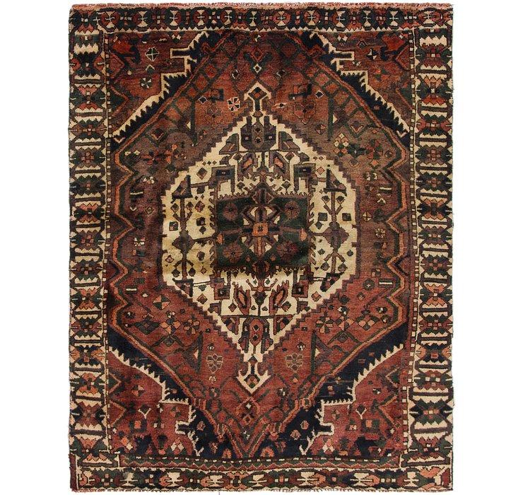 4' 9 x 6' 5 Bakhtiar Persian Rug