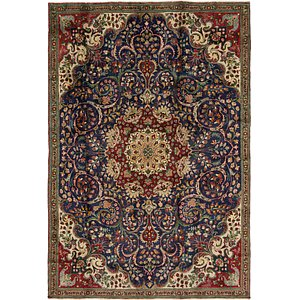 Link to 7' 5 x 10' 9 Tabriz Persian Rug item page