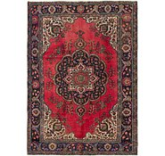Link to 7' 5 x 9' 3 Tabriz Persian Rug
