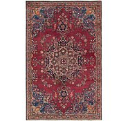 Link to 5' 8 x 9' Mashad Persian Rug