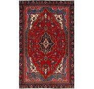 Link to 6' 3 x 9' 7 Hamedan Persian Rug