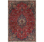 Link to 7' 2 x 10' 7 Mashad Persian Rug