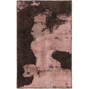2' 4 x 3' 9 Ultra Vintage Persian Rug