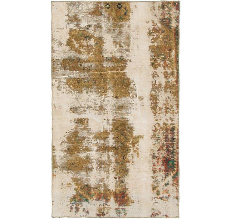 100cm x 168cm Ultra Vintage Persian Rug