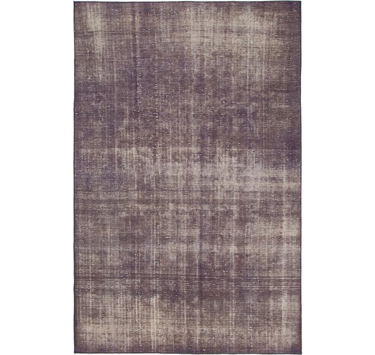 188cm x 290cm Ultra Vintage Persian Rug