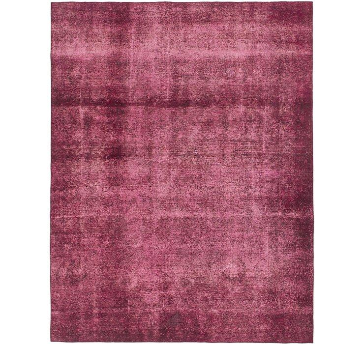 8' 2 x 10' 6 Ultra Vintage Persian Rug