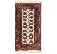 Link to 3' x 5' 7 Bokhara Oriental Rug