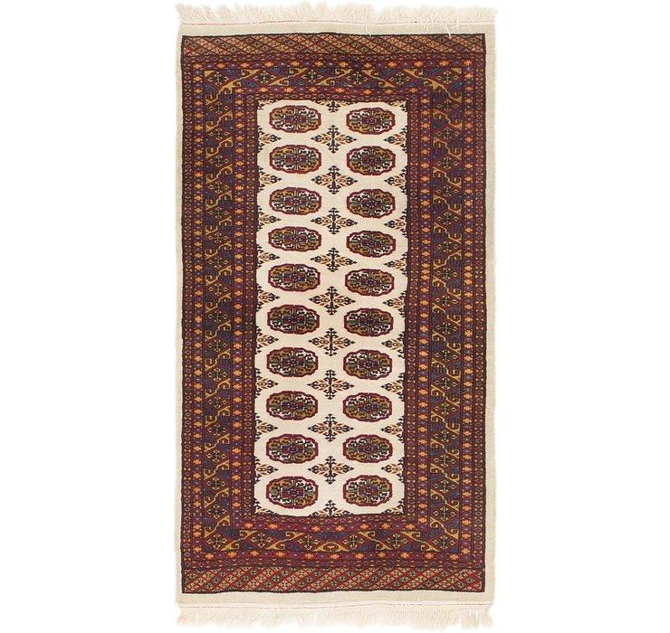 3' x 5' 7 Bokhara Oriental Rug