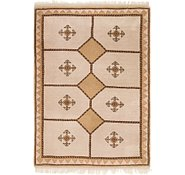 Link to 3' 7 x 5' Shiraz-Gabbeh Persian Rug