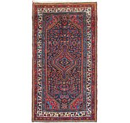 Link to 3' 8 x 6' 8 Mazlaghan Persian Rug