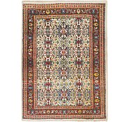 Link to 105cm x 142cm Sarough Rug