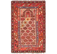 Link to 3' 3 x 5' 4 Shiraz Persian Rug