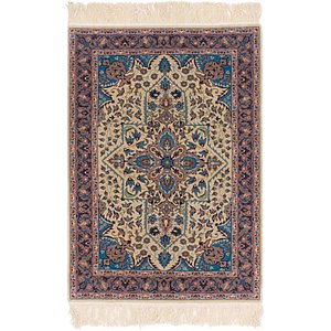 Link to 3' 2 x 4' 9 Isfahan Oriental Rug item page