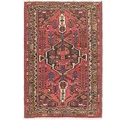 Link to 110cm x 168cm Hamedan Persian Rug