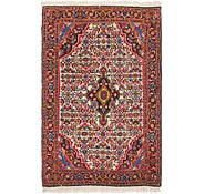 Link to 3' 7 x 5' 7 Bidjar Persian Rug
