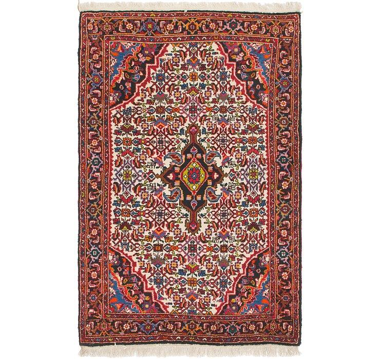 3' 7 x 5' 7 Bidjar Persian Rug