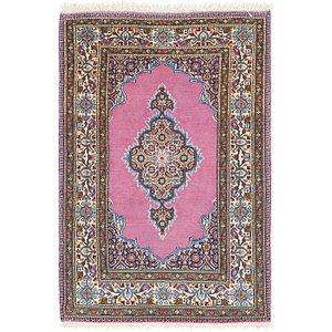 2' 7 x 5' Mood Persian Rug