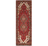 Link to 3' 5 x 10' 2 Hamedan Persian Runner Rug