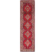 Link to 3' 7 x 13' Hamedan Persian Runner Rug