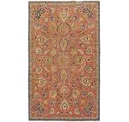 Link to 4' 8 x 8' 2 Tabriz Persian Rug