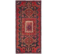 Link to 3' 4 x 7' Zanjan Persian Runner Rug