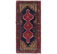 Link to 3' 7 x 7' 10 Hamedan Persian Runner Rug